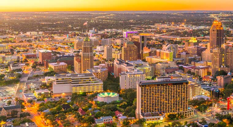 Were you born and raised in the greater San Antonio area?