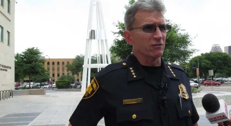 Police Chief William McManus