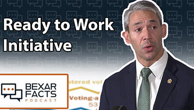 004: Mayor Ron Nirenberg – SA Ready to Work Initiative, the VIA, police reform, and more
