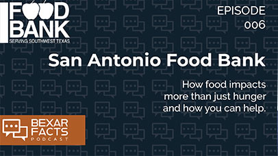 006: Eric Cooper - San Antonio Food Bank