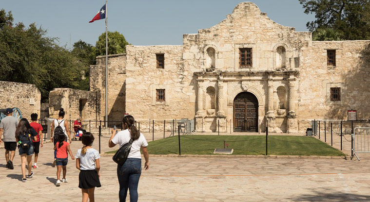 Do you agree The Alamo needs to be restored?