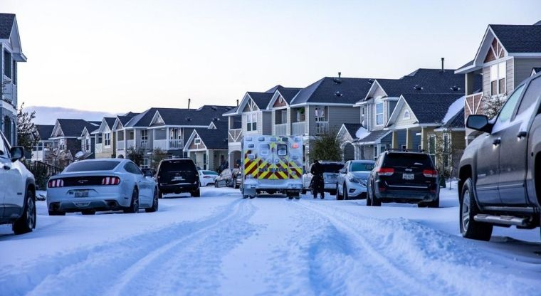 Do you feel the Poor response by local government to the winter storm is a serious problem?