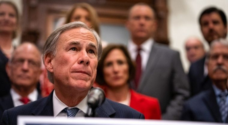 Do You Approve Of The Job Governor Greg Abbott Is Doing