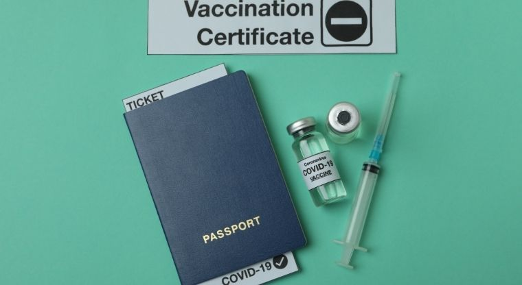 Do you support or oppose prohibiting businesses or governments from requiring residents to give proof of vaccination?