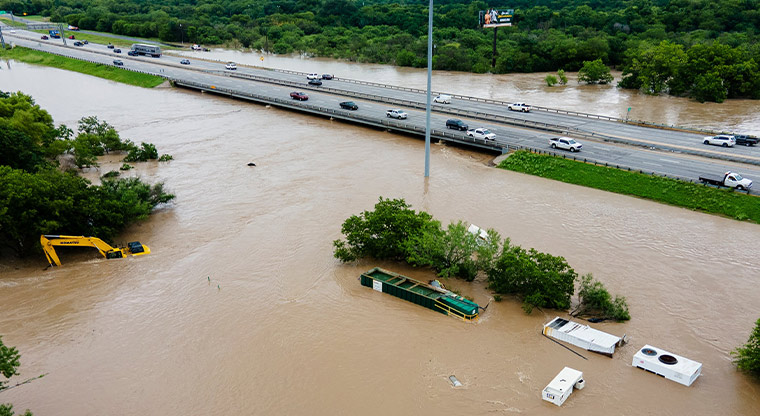Do you think infrastructure that is vulnerable to severe storms is a serious problem