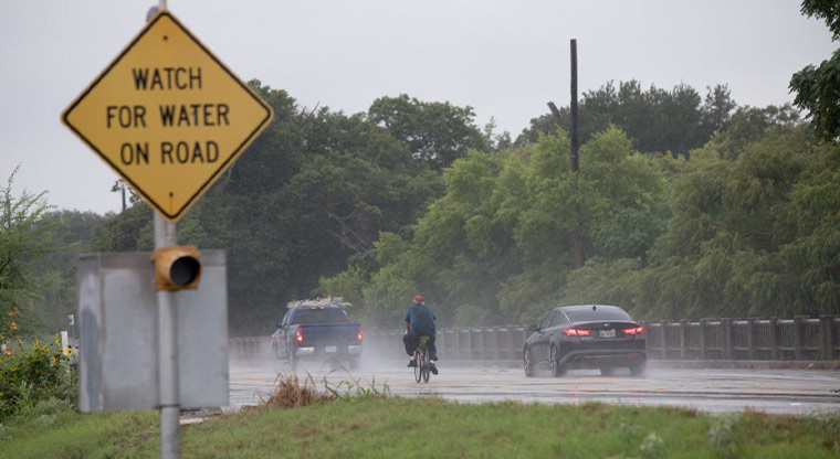 Do you think more frequent severe weather incidents is a serious problem