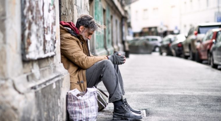 Do you think personal choice is a major reason that people in Bexar County are homeless