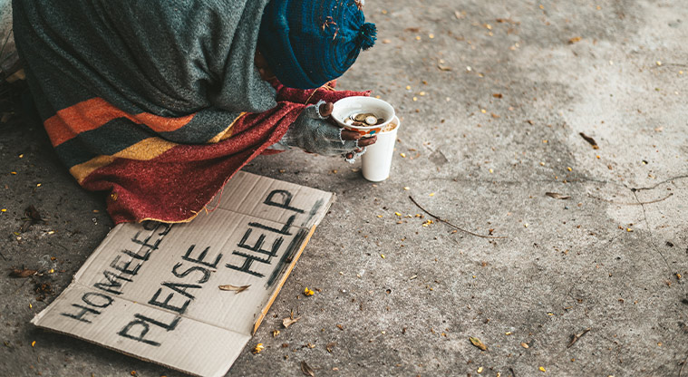 Is it more important to address the availability and cost of housing OR address homelessness and its impact on local communities?